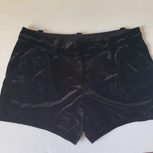 Ella Moss Velvet Shorts